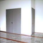 Porta tagliafuoco REI 60 fono isolante Rw 40 dB
